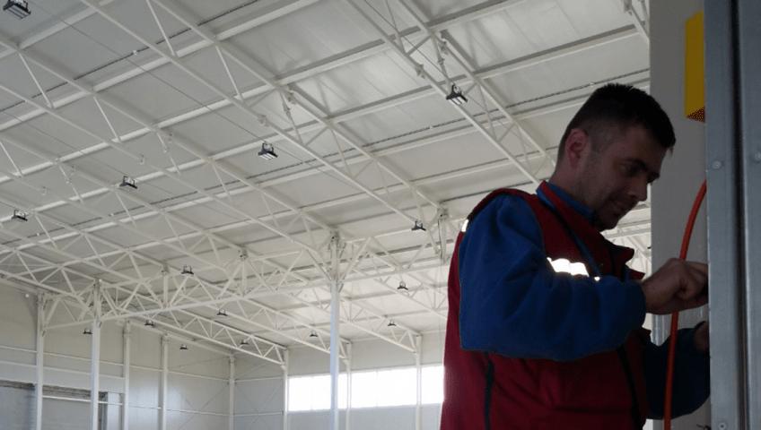 povezivanje interfona u zgradi
