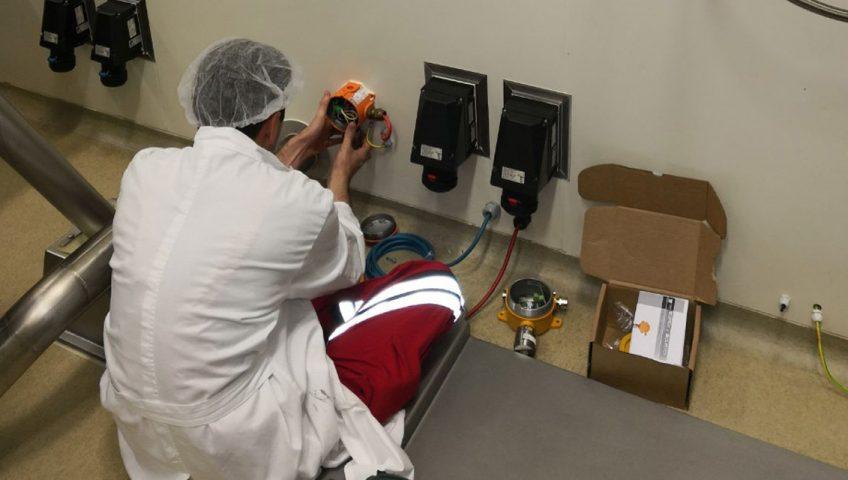 Galenika Puštanje sistema automatske detekcije alkoholnih isparenja